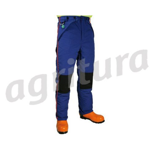 RipStop Cut resistant trousers blue-100459