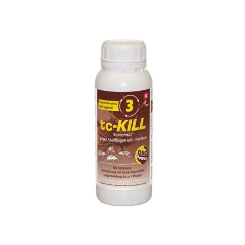Concentrato antimosche tc-KILL