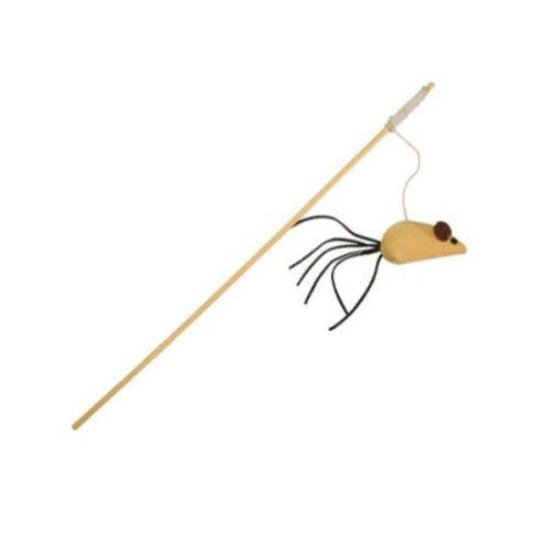 Riproduzione di Pesca mouse Rod Nature