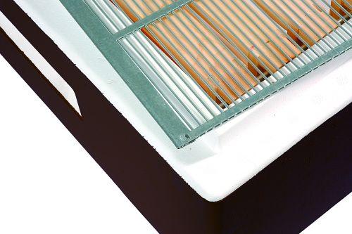Metall Absperrgitter verzinkt 410x477mm Universalgröße