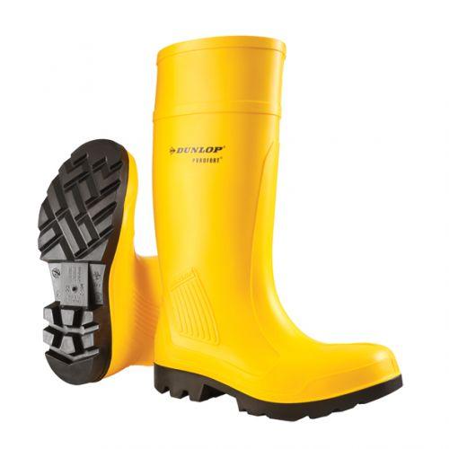 Stivali per uomo Dunlop Purofort Standard Full Safety, S5 - C462241