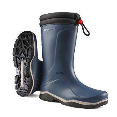 Stivali per bambini Dunlop Blizzard - Blu