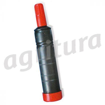 Ingrassatore a siringa per rocchetto in metallo-106184