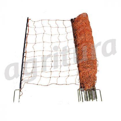 Rete Electric Fence per Wolf control145 cm di altezza, con doppia punta - A35361