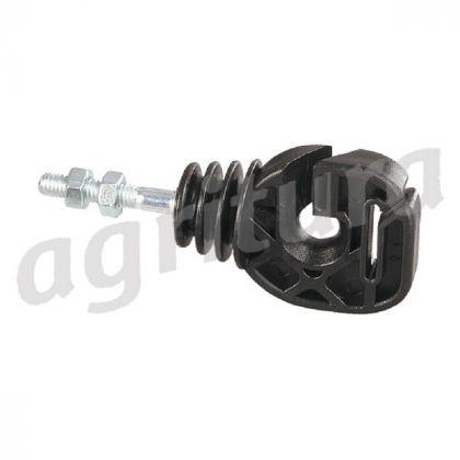 Corda / nastro isolante, filettatura M6, per la corda e nastro fino a 20 mm (qty 25) - A30882