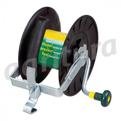 Reel Standard 500 , up to 500 m ofpolywire, with handle - A26325