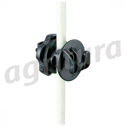Super Screw-On Insulator Rod per postsup a 16 mm (qty 25) - A24609