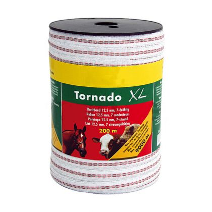 Tornado XL  Breitband 12,5 mm