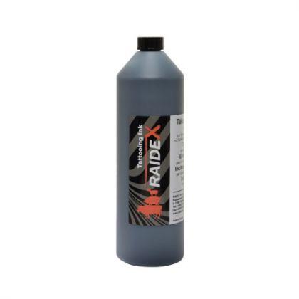Spezial-TÀtowiertusche RAIDEX 500 ml schwarz
