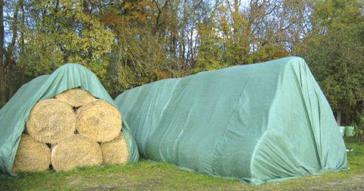12 x 25 m  Agritura Telo/Tessuto Traspirante Impermeabile polytex/toptex 130 g/m²
