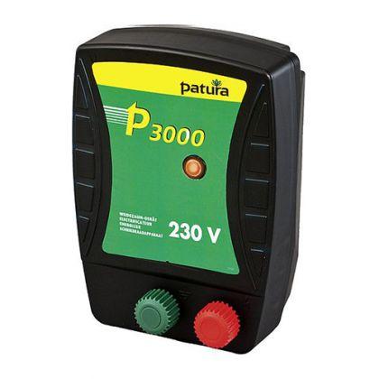 P3000 Energiser per 230 V allacciamento alla rete