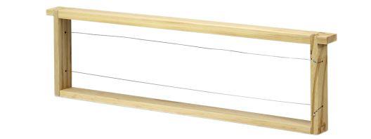 EWG® Rähmchen gedrahtet Normalmaß 110 mm, gerade Seiten
