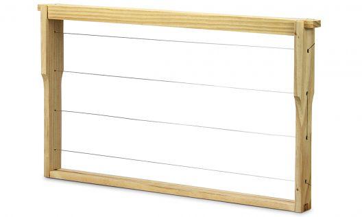 EWG® Rähmchen gedrahtet Normalmaß 223 mm modifiziert, Hoffmann-Seiten
