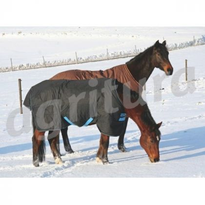 Coperta invernale per cavalli