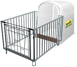 Vitello Hut >standard< con fencingsurround - 361000