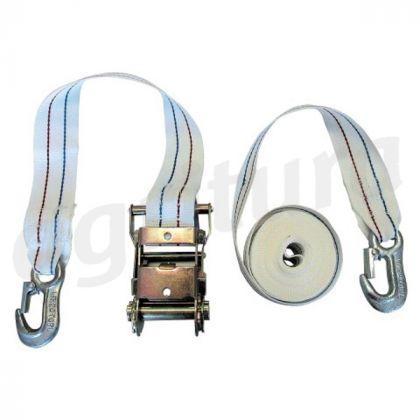 Cricchetto Cinghia tie -down a due pezzi