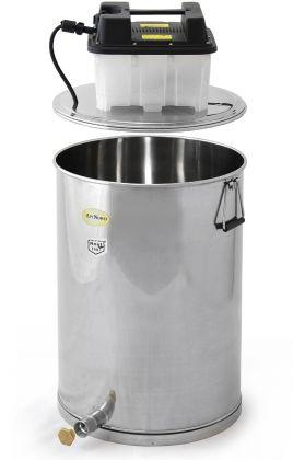 ApiNord® Nirosta Schmelzkombi elektrisch 2,5 Liter