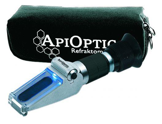 ApiOptic® Refraktometer mit Licht