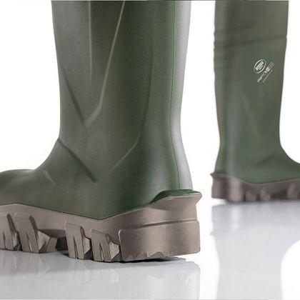 Bekina Steplite® xci Stivale unisex invernale leggero,piena sicurezza,isolamento termico-40°C,disponibile in colore verde