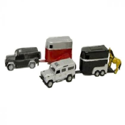 Landrover Cast, 2 assortite