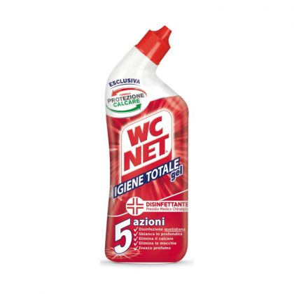 Wc Net Total Hygiene Gel 700 Ml