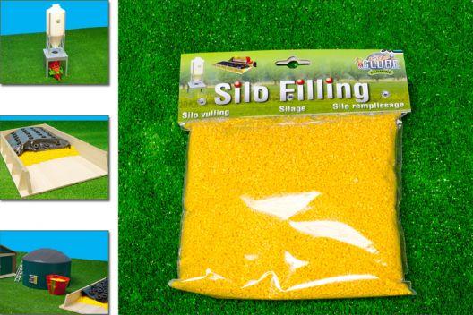 Decorazioni per sacchetti di mais 500 grammi