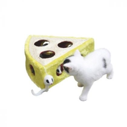 Giocattolo in sisal cheesy