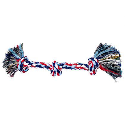 Gioco dentale per cani in corda di cotone intrecciato Gioco PA 6522