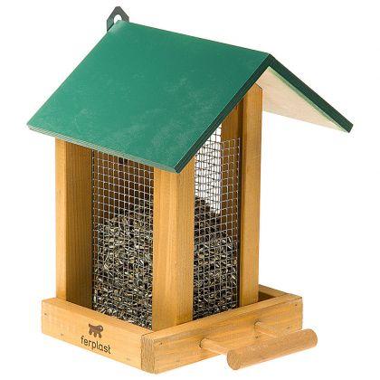 Mangiatoia uccelli selvatici 9