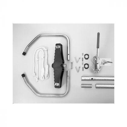 Estrattore Di Vitelli Con Manici In Plastica E Forcipe In Acciaio