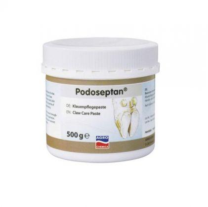 Pasta per la cura di zoccoli ed unghioni Podoseptan