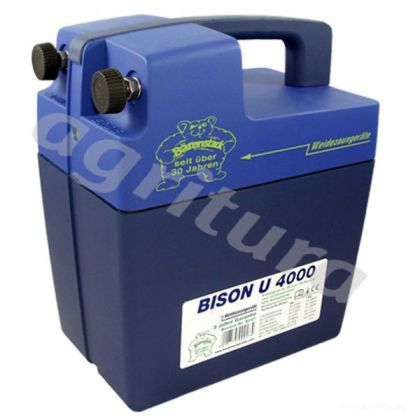 Elettrificatore Bison U 4000