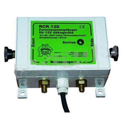 Fernsteuerempf. RCR12S