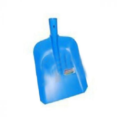 Badile squadrato blu