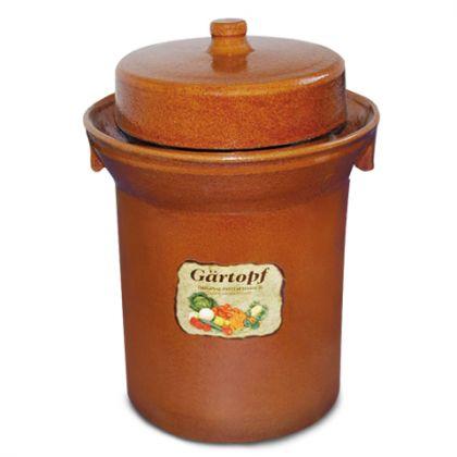 Contenitore per la fermentazione di ortaggi