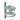 Auto-Fermo per cancelli pascolo (opzionale) zincato - A10230