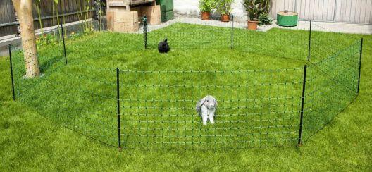 Rete per conigli