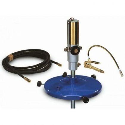 Pompa ingrassaggio pneumatica