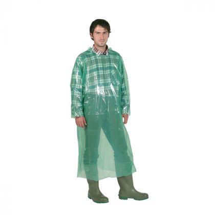 Cappotto monouso verde