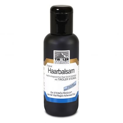 Balsamo per capelli con olio di pietra tirolese-A24720