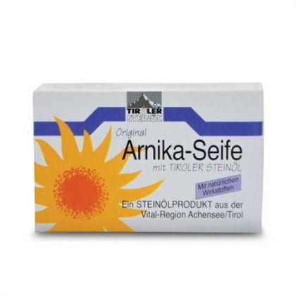 Arnika-Seife mit Tiroler Steinöl