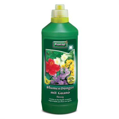 Fertilizzante liquido con guano Plantop