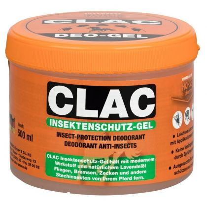 Gel repellente per mosche CLAC
