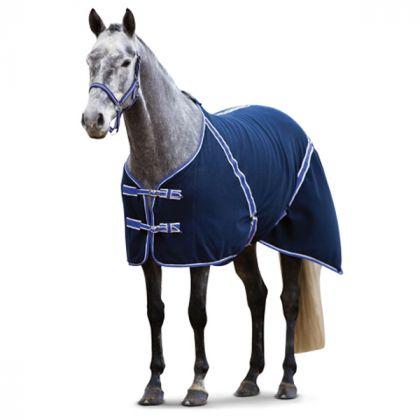 RugBe Classic Fleece Transport- und Abschwitzdecke aus Fleece