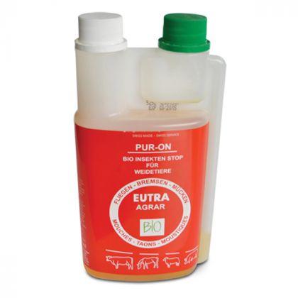 Repellente per insetti specifico per animali al pascolo - 500ml