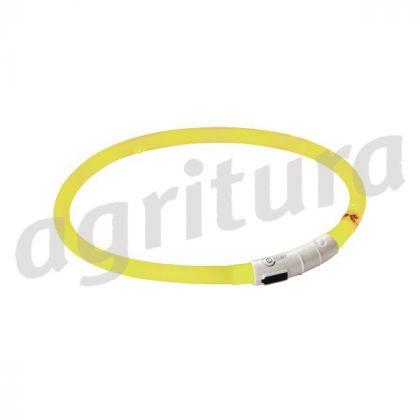 Collare Led Massima sicurezza ricaricabile USB