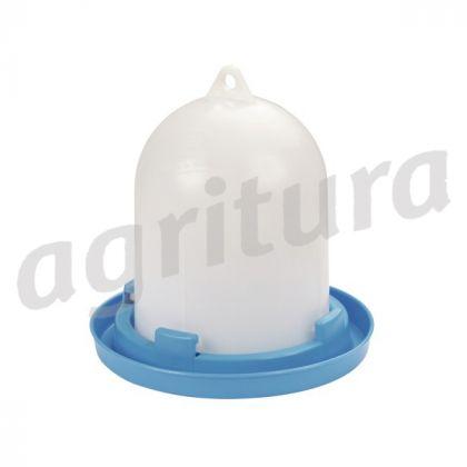 Abbeveratoio in plastica per quaglie