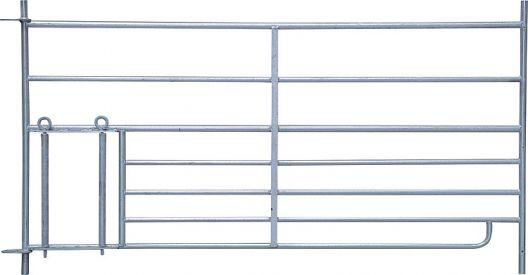 Hurdle Steckfix con agnello Creep Sectionwidth 1,80 m