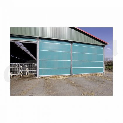Agridoor, larghezza 3,5 m-AG3531