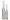 Bottiglia di liquore Elegance / Platin